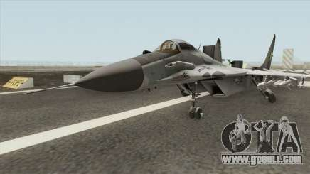 MiG-29 Indian Air Force for GTA San Andreas