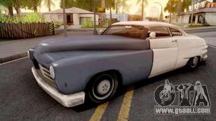 Hermes GTA VC Xbox for GTA San Andreas