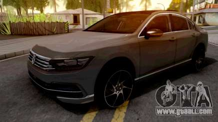Volkswagen Passat R-Line Pasaoglu Edition for GTA San Andreas