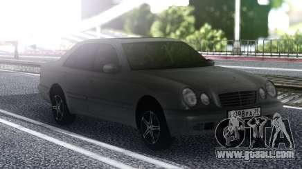 Mercedes-Benz E280 1999 for GTA San Andreas