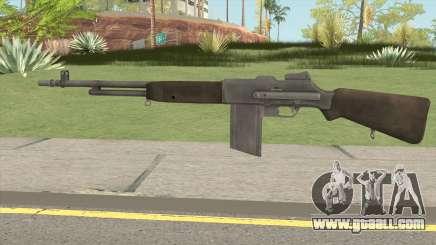 BAR M1918 (Battlefield 1) for GTA San Andreas