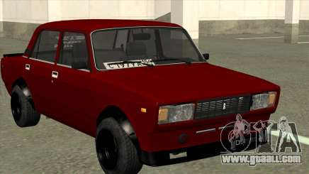 Cherry VAZ 2105 Combat Classics for GTA San Andreas