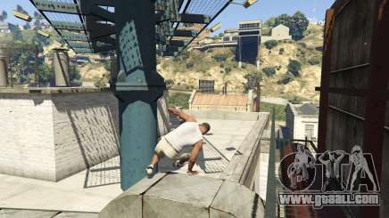Real Parkour AguMods LUA for GTA 5