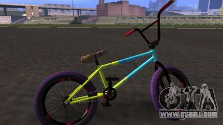 BMX by Osminog for GTA San Andreas