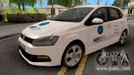 Volkswagen Polo GTI 2014 v1 for GTA San Andreas