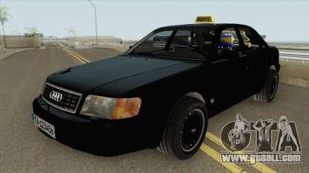 Audi 100 (Sarajevo Taxi) for GTA San Andreas