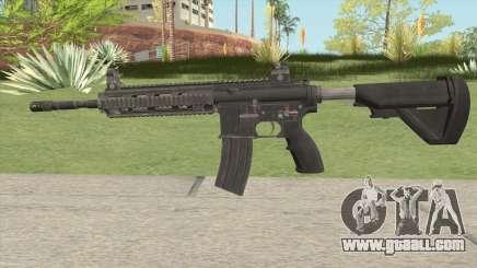 HK416 Classic (PUBG) for GTA San Andreas