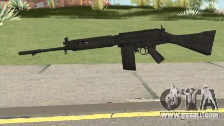 SLR (PUBG) for GTA San Andreas