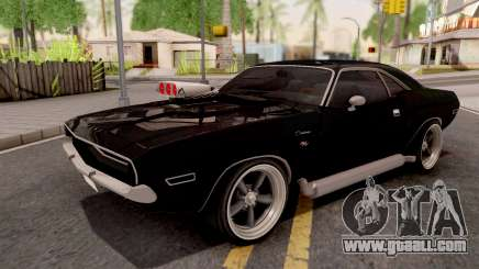 Dodge Challenger 1970 for GTA San Andreas