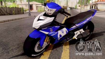 Yamaha motorcycle mods - GTA San Andreas