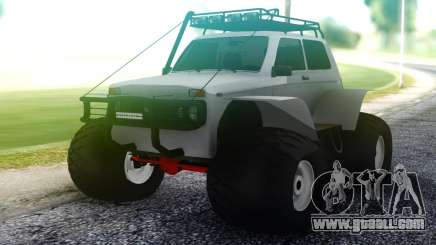 Lada Niva Super SUV for GTA San Andreas