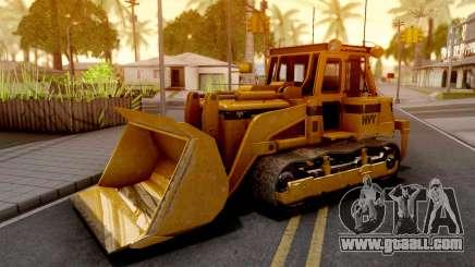 GTA V HVY Dozer v2 for GTA San Andreas