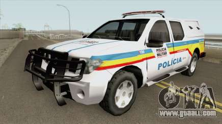 Nissan Frontier PMMG for GTA San Andreas