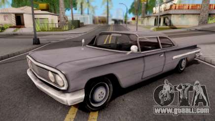 Voodoo GTA VC Xbox for GTA San Andreas