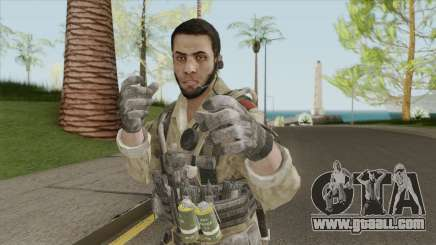ISI Soldier V2 (Call Of Duty: Black Ops II) for GTA San Andreas