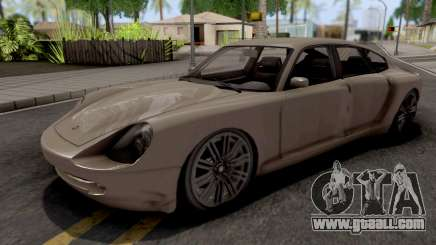GTA IV Pfister Alterego IVF for GTA San Andreas
