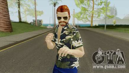 Vercetti Gang Member V2 for GTA San Andreas