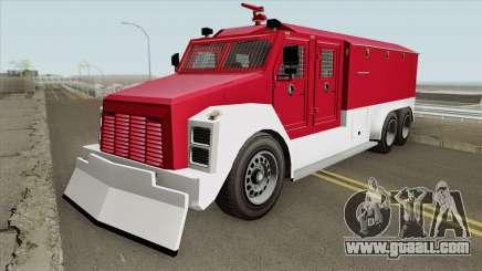 Brute RCV GTA V (V2) for GTA San Andreas