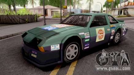 Hotring Racer A GTA VC Xbox for GTA San Andreas