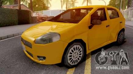 Fiat Punto 2006 for GTA San Andreas
