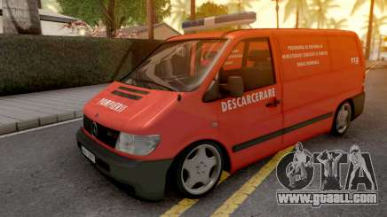 Mercedes-Benz Vito 2000 Descarcerare for GTA San Andreas