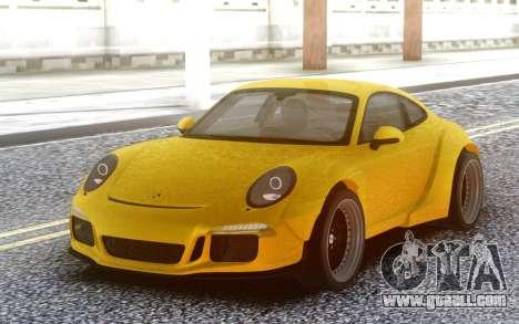 Porsche RUF RGT-8RUF for GTA San Andreas