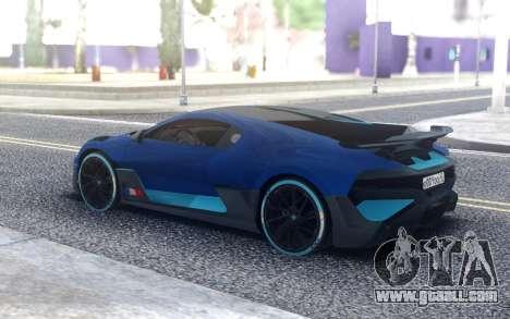 Bugatti Divo 19 for GTA San Andreas