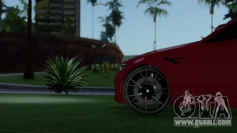 BMW M5 F90 Full Tunable for GTA San Andreas