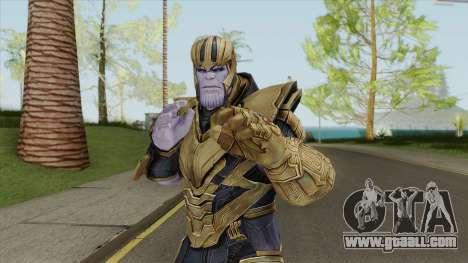 Marvel Future Fight - Thanos (EndGame) for GTA San Andreas