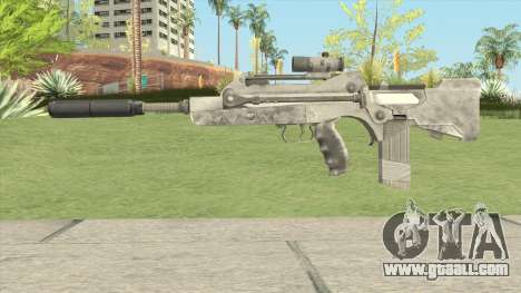 New Assault Rifle for GTA San Andreas