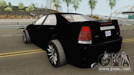 Albany Presidente GTA IV FIB for GTA San Andreas