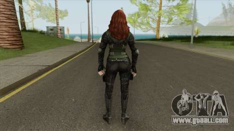 Black Widow Custom for GTA San Andreas