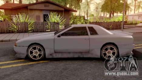 Elegy BN Sports for GTA San Andreas