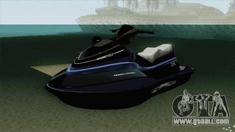 Speedophile Seashark Yatch V2 GTA V for GTA San Andreas