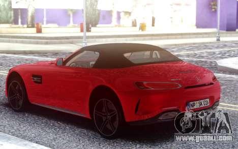 Mercedes-Benz GT-C Roadster for GTA San Andreas