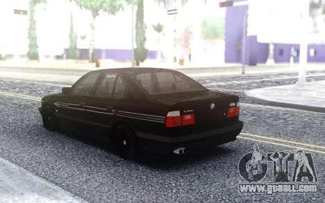 BMW Alpina B10 for GTA San Andreas