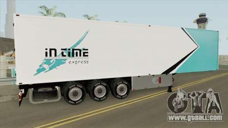 IN TIME Express Bosnia for GTA San Andreas