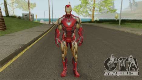 Iron Man MK85 - Avengers EndGame (MFF) for GTA San Andreas