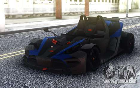 KTM X-Bow R for GTA San Andreas