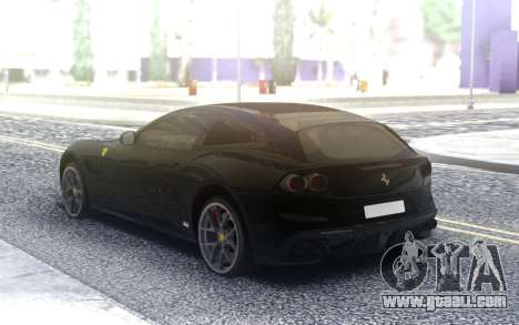 Ferrari GTC4Lusso for GTA San Andreas