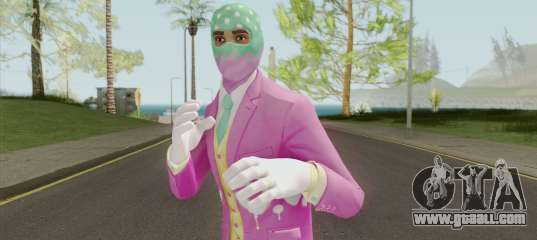 Hopper From Fortnite For GTA San Andreas