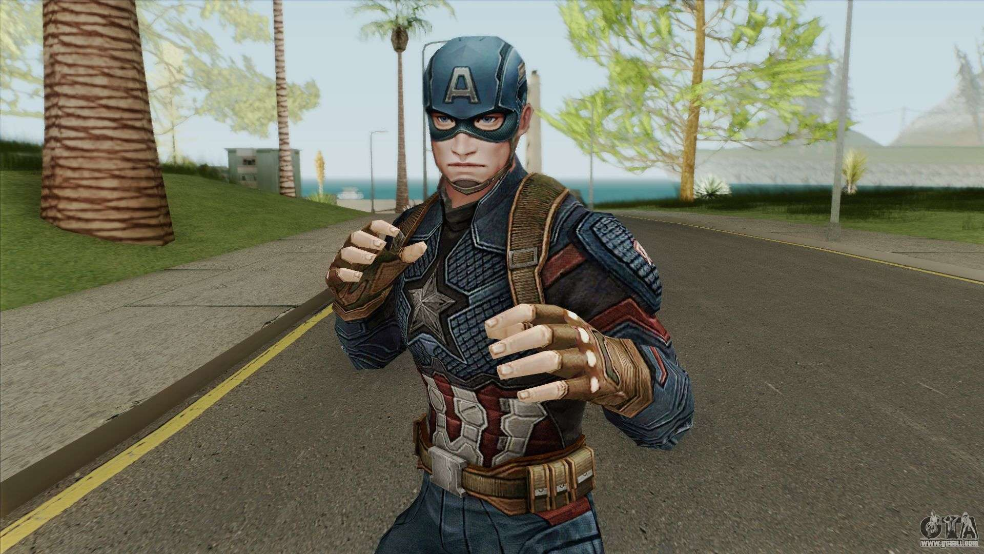 games america gta captain