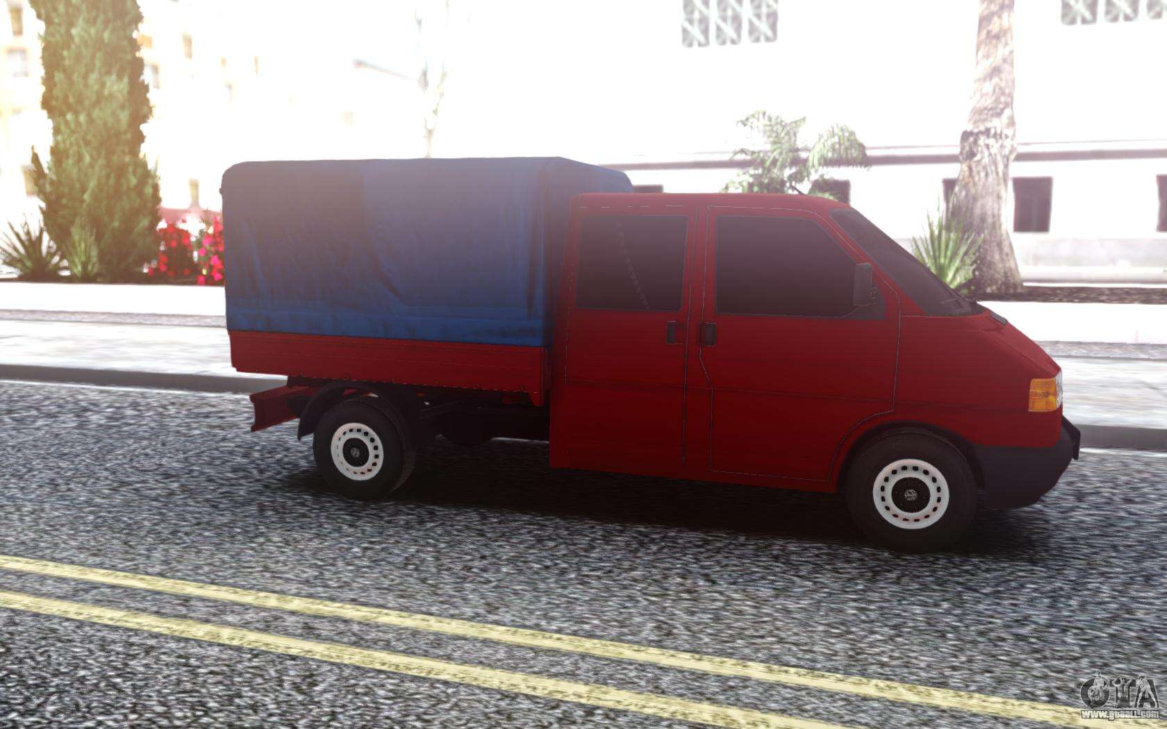 Volkswagen Transporter T4 Trucks Pasha Pala For GTA San