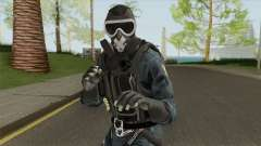 Mute (Rainbow Six Siege) for GTA San Andreas