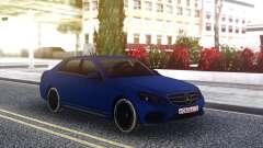 Mercedes-Benz E200 CGI for GTA San Andreas