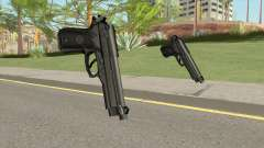 Firearms Source Beretta M9 for GTA San Andreas
