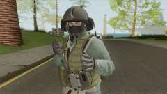 Jager (Rainbow Six Siege) for GTA San Andreas