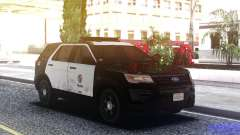 Ford Explorer Police Mod for GTA San Andreas