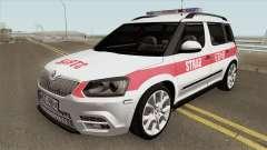 Skoda Yeti - KPP PSP Sochaczew for GTA San Andreas
