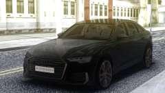 Audi A6 2019 C8 for GTA San Andreas